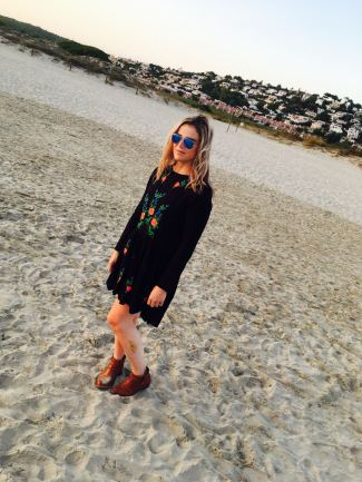 WhatIWore: To Watch an epic sunset 2