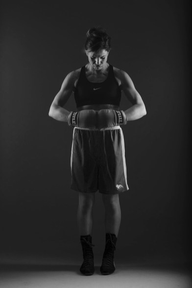 Pixie Tenenbaum boxer