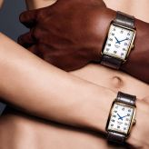 A sexy teaser shot showing the newly launched Tom Ford 001 time piece. Fashion Voyeur Blog