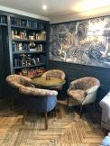 Beadnell Towers Hotel Library