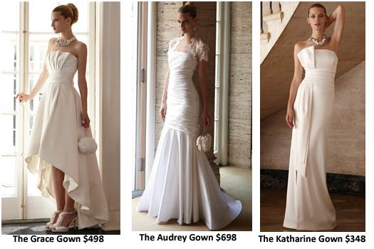 Which White House Black Market Gown is the Best Fit for Kate ...