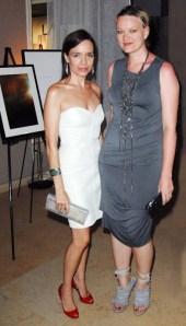 Jessica Trent and Corinna Springer
