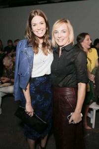 Mandy Moore, Katy McNeil