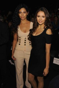 Camila Alves and Nina Dobrev