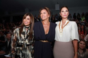 Paula Abdul, Vanessa Williams, Daisy Fuentes