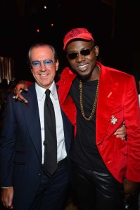 Theophilus London and Angelo Galasso