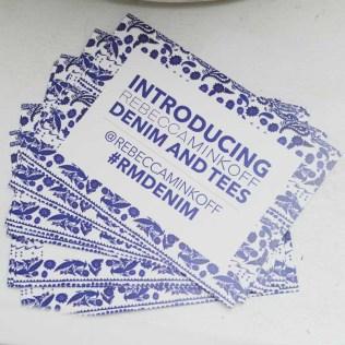Denim Launch