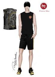 Roberto Cavalli Gym for Hard Candy Berlin- Fitness Man 2