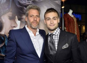 Douglas Booth; Lawrence Elman