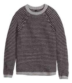 HM Rib-knit sweater $34.95
