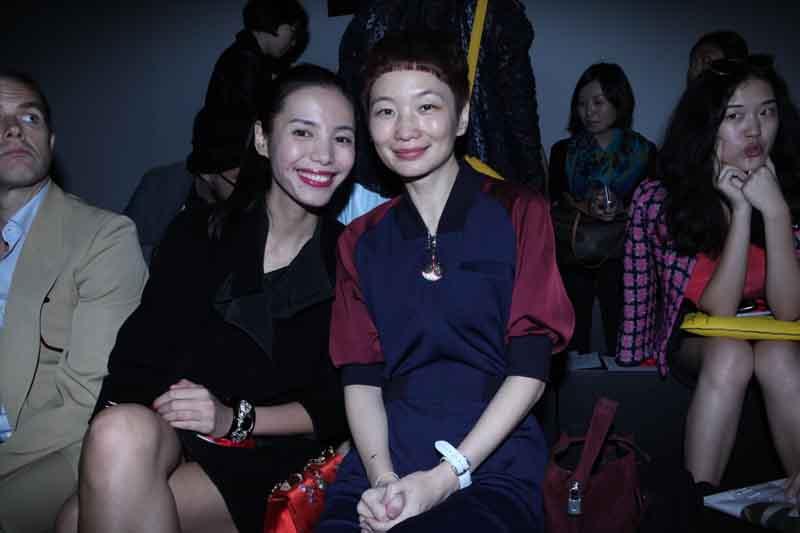Linda & Xiao Xue