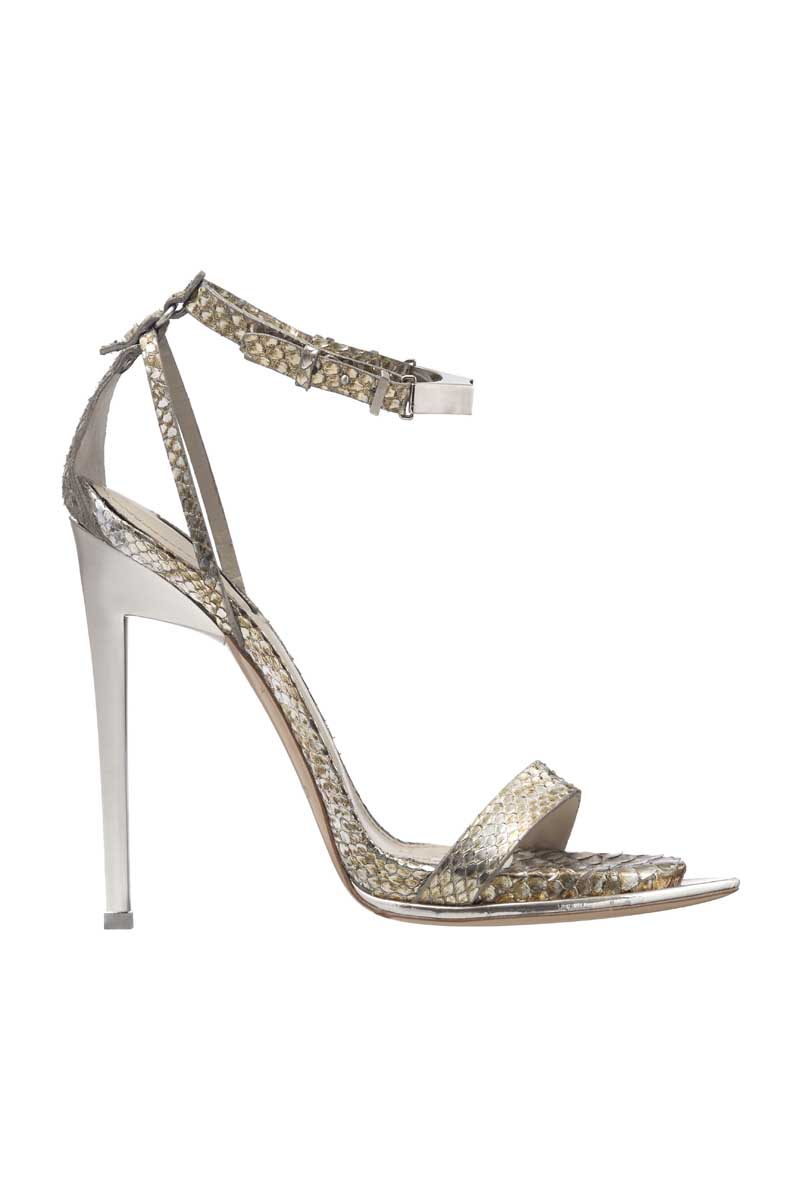 Rihanna in Roberto Cavalli shoes