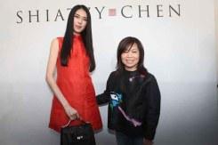 Silvia & Madame Wang