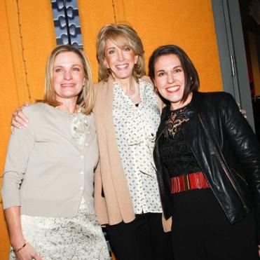 Kathy Hines, Karen Murray, Julie Dimperio