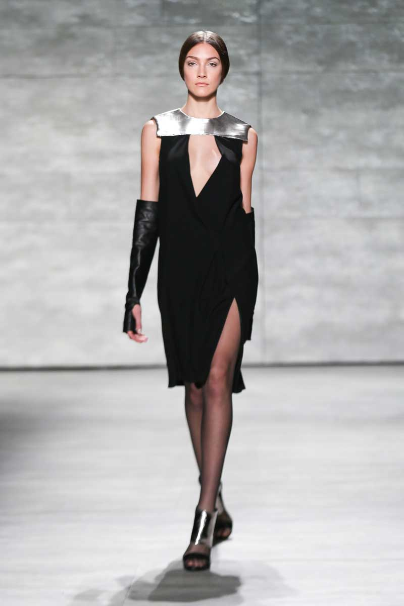 ANGEL SANCHEZ Fall/Winter 2014 Runway