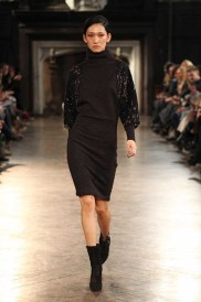 FW14 LEILA SHAMS NEW YORK 2/12/2014