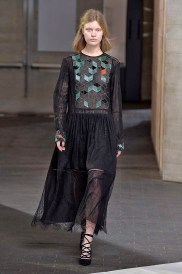 Preen Womenswear Fall Winter 2014 London Fashion Week February 2014