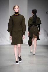 Mercedes-Benz & Simon Gao Show A/W 2014 - Runway