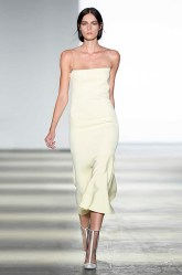 Wes Gordon RTW Spring Summer 2014 New York Fashion Week September 2013