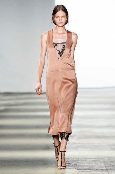 Wes GordonRTW Spring Summer 2014 New York Fashion Week September 2013