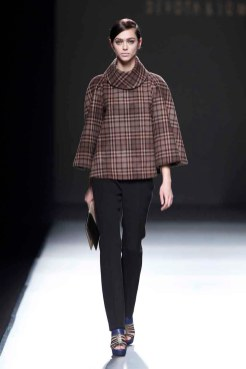 Mercedes Fashion Week Madrid Otoño/Invierno 2014-2015