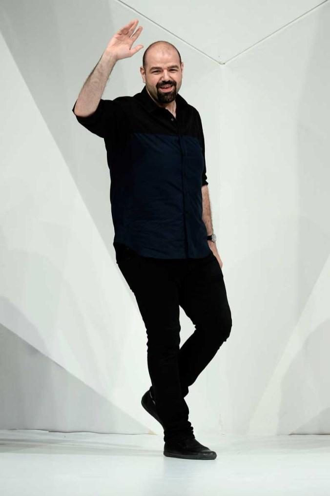 House Of Ronald - Runway - Fashion Forward Dubai April 2014