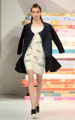 Zayan The Label - Runway - Fashion Forward Dubai April 2014