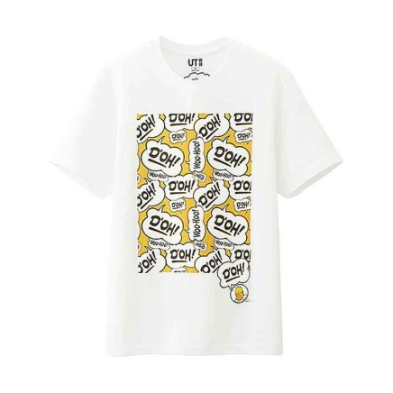 Uniqlo Simpson (1)