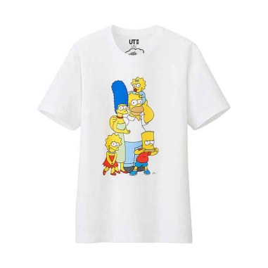 Uniqlo Simpson (7)