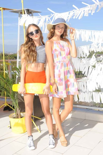 KATE SPADE SATURDAY Summer Solstice Party