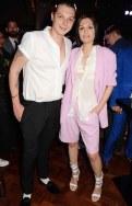 John Newman (L) and Jessie J