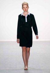 Anne Gorke Show - Mercedes-Benz Fashion Week Spring/Summer 2015