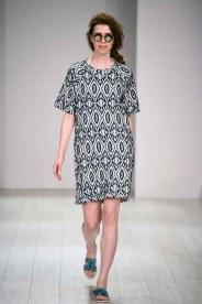 Barre Noire Show - Mercedes-Benz Fashion Week Spring/Summer 2015