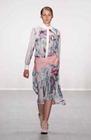 Chatty Show - Mercedes-Benz Fashion Week Spring/Summer 2015