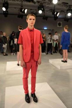 Ivanman Show - Mercedes-Benz Fashion Week Spring/Summer 2015