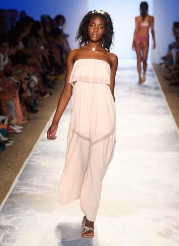 L*Space By Monica Wise - Runway - Mercedes-Benz Fashion Week Swim 2015