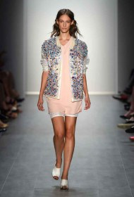 Malaikaraiss Show - Mercedes-Benz Fashion Week Spring/Summer 2015
