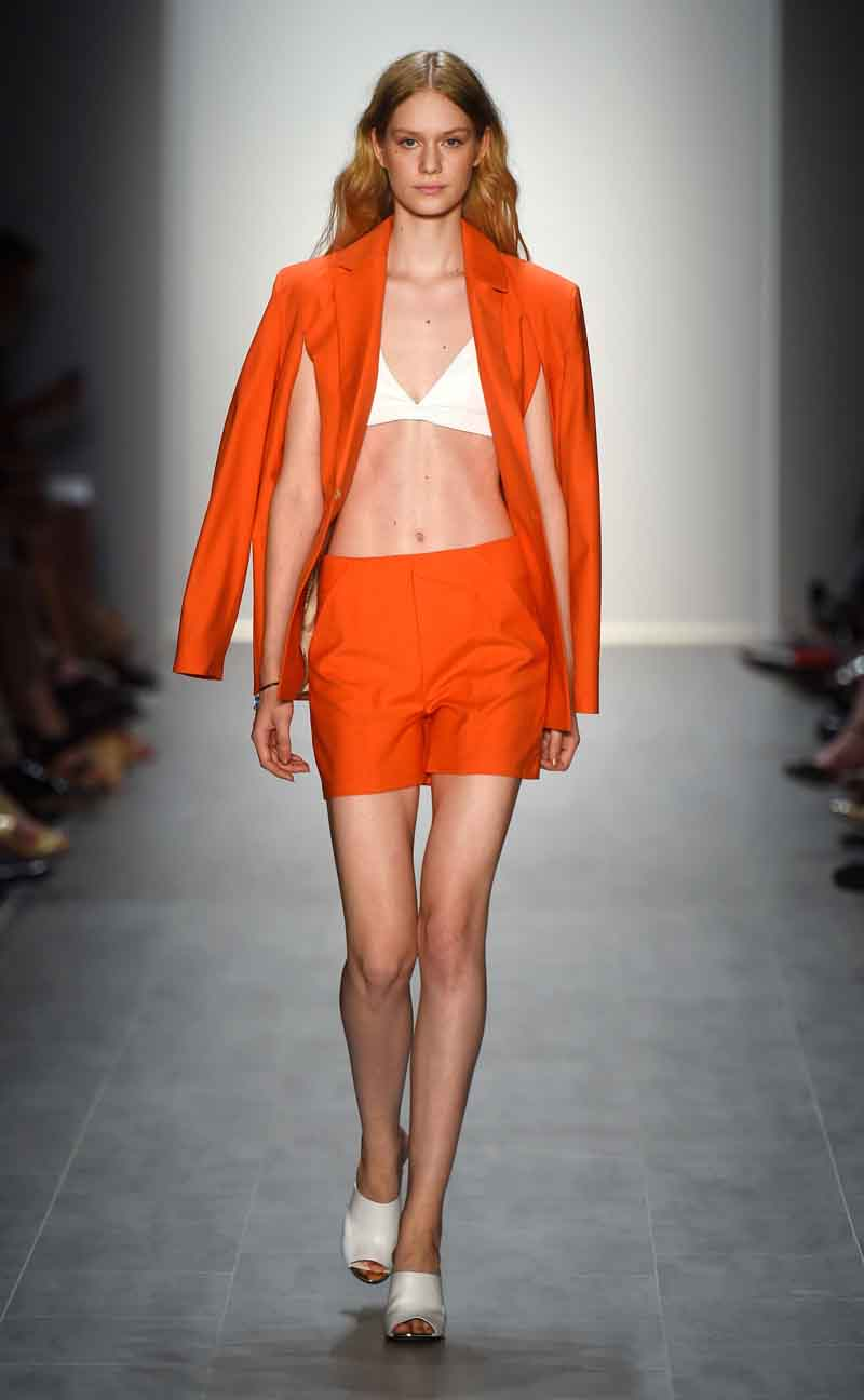 Malaikaraiss Show - Mercedes-Benz Fashion Week Spring/Summer 2015