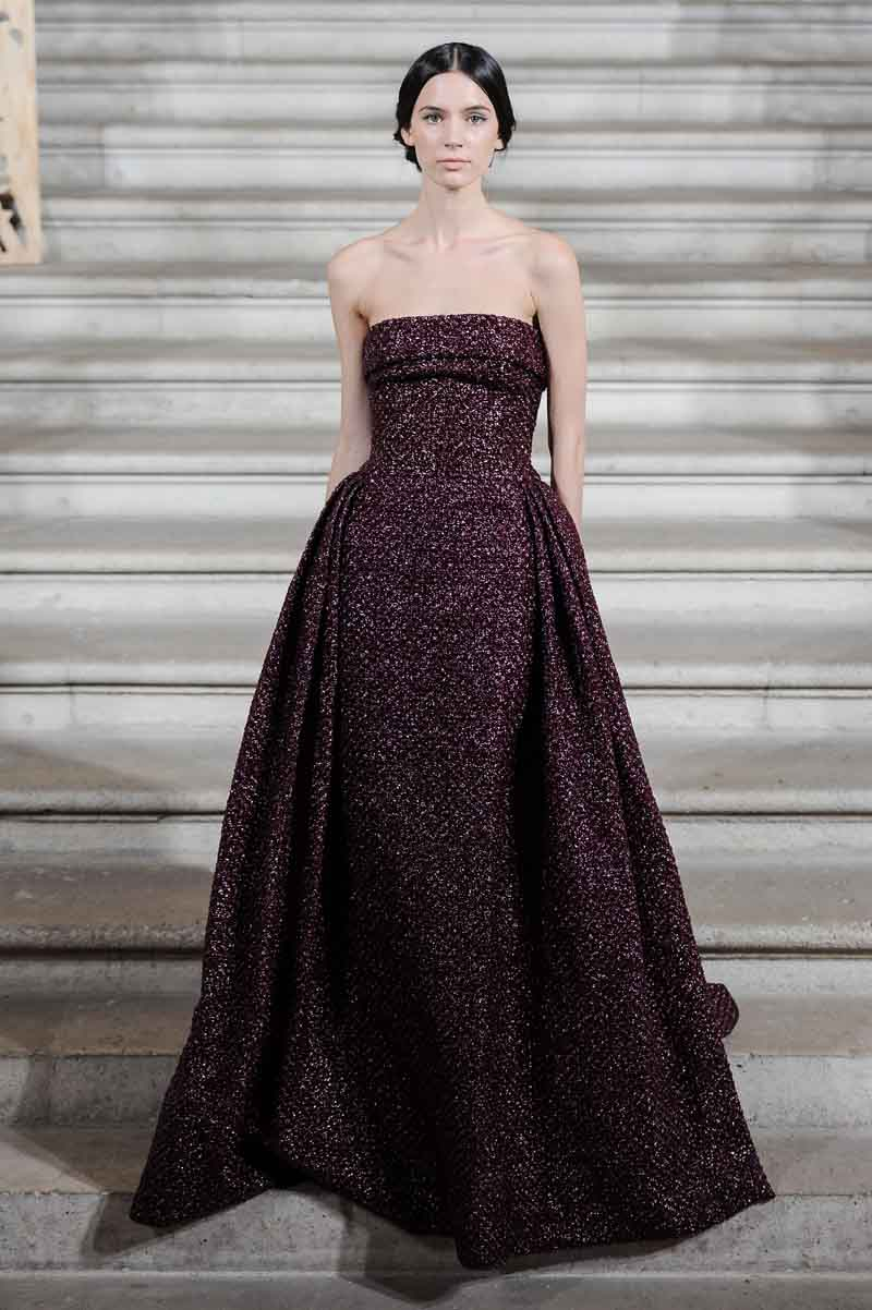 Winter 2014-2015 Haute Couture Paris Rami Al Ali