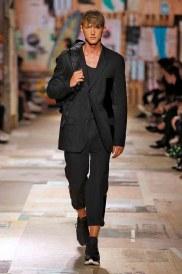 Y3Menswear Spring Summer 2015 Paris Fashion Week June 2014