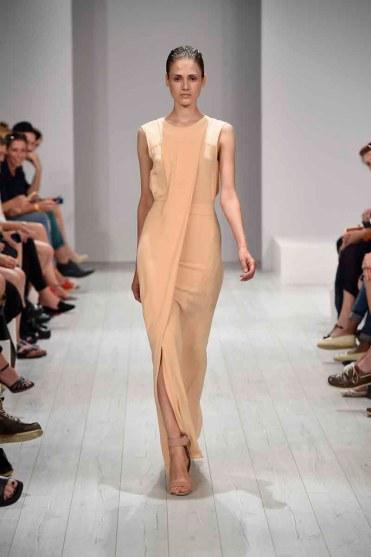 Isabell De Hillerin Show - Mercedes-Benz Fashion Week Spring/Summer 2015
