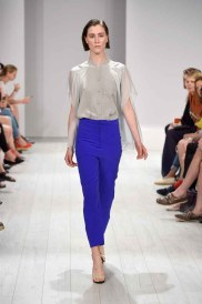 Isabell De Hillerin Show - Mercedes-Benz Fashion Week Spring/Summer 2015
