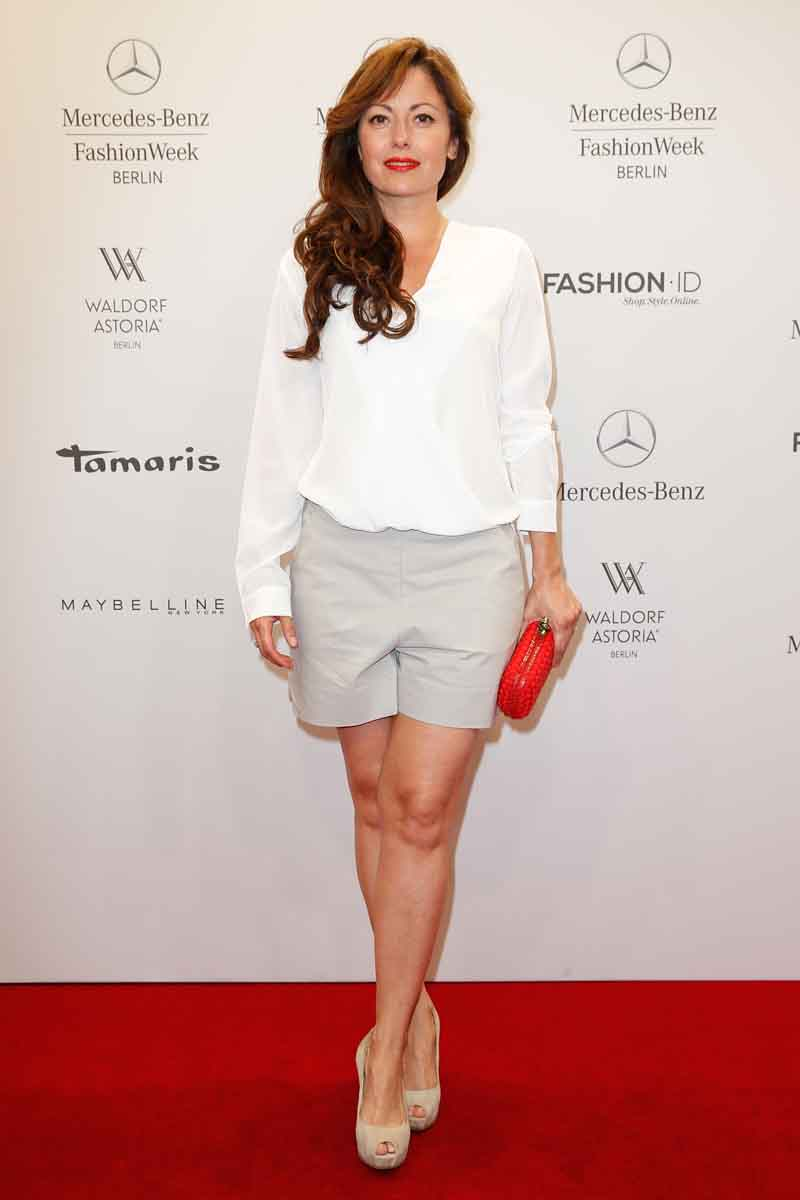 Minx by Eva Lutz Arrivals - Mercedes-Benz Fashion Week Spring/Summer 2015
