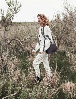 Daria Werbowy for Mango F14 (10)