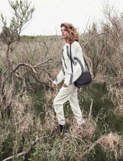 Daria Werbowy for Mango F14 (10)