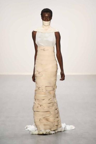 Marina Hoermanseder Show - Mercedes-Benz Fashion Week Spring/Summer 2015