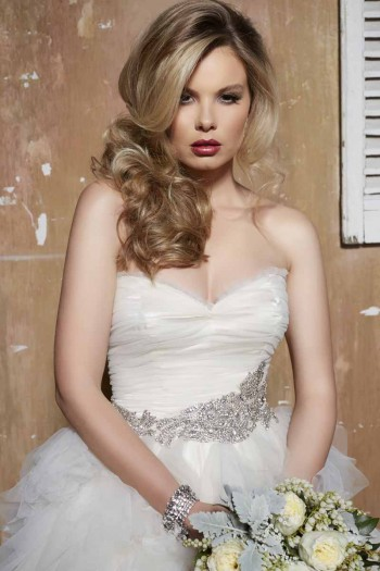 Runway Hair for Brides (2)