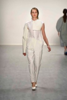 UdK Show - Mercedes-Benz Fashion Week Spring/Summer 2015