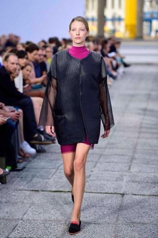 Vladimir Karaleev Show - Mercedes-Benz Fashion Week Spring/Summer 2015