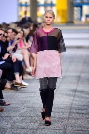 Vladimir Karaleev Show - Mercedes-Benz Fashion Week Spring/Summer 2015